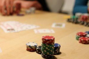 kortspel online på casino